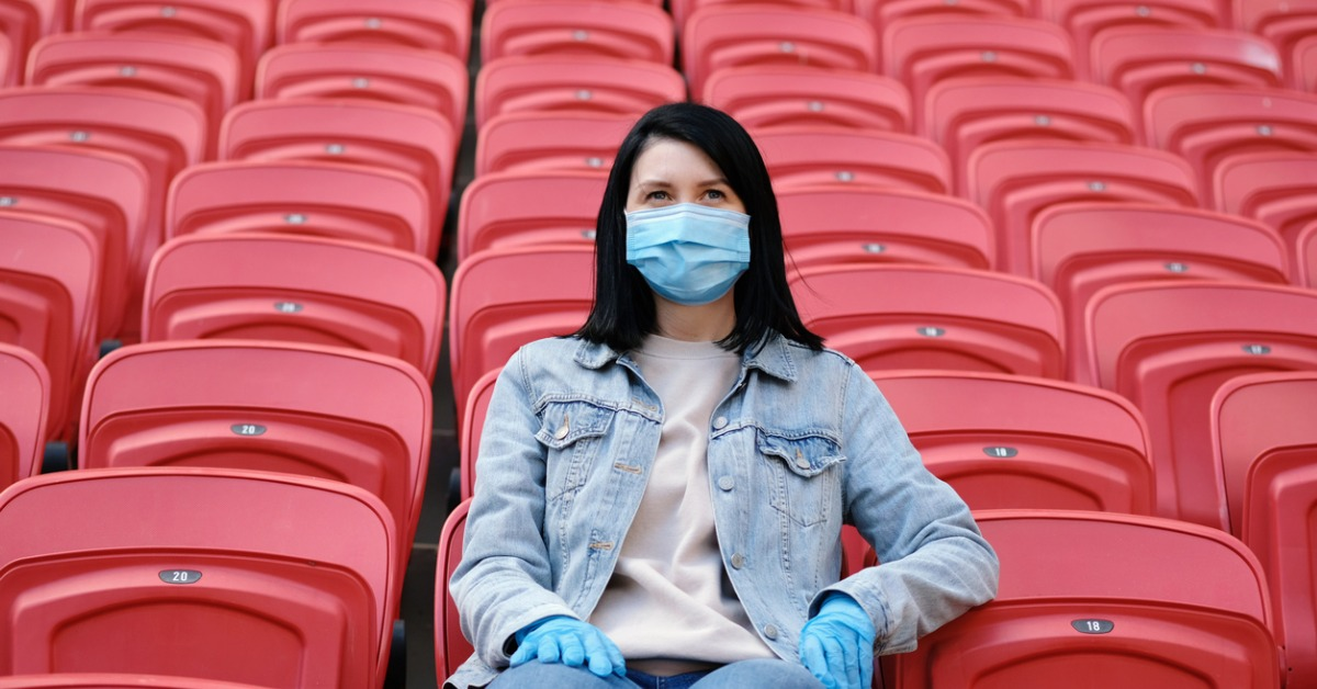 Sports Are Heating Up Again: Don't Let a Viral Outbreak Cool Down the Crowds
